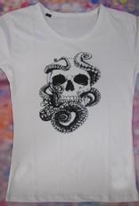 B&C T-Shirt -Skull