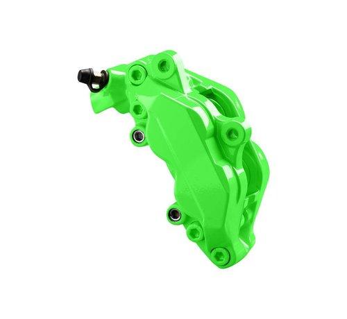 Foliatec Foliatec Remklauwlakset - NEON groen - 4 Komponenten