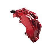 Foliatec Foliatec Remklauwlakset - racing rosso - 3 Komponenten