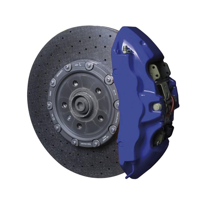 Foliatec Foliatec Remklauwlakset - RS blauw - 3 Komponenten