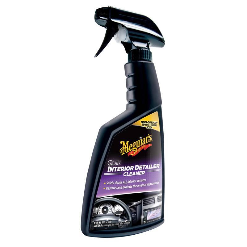 Meguiars Meguiars Quik Interior Detailer Spray 473ml
