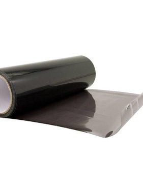 Autostyle Koplamp-/achterlicht folie - Zwart - 1000x30 cm
