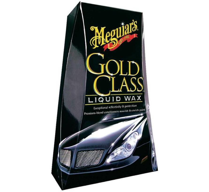 Meguiars Gold Class Carnauba Plus Premium Liquid Wax 473ml