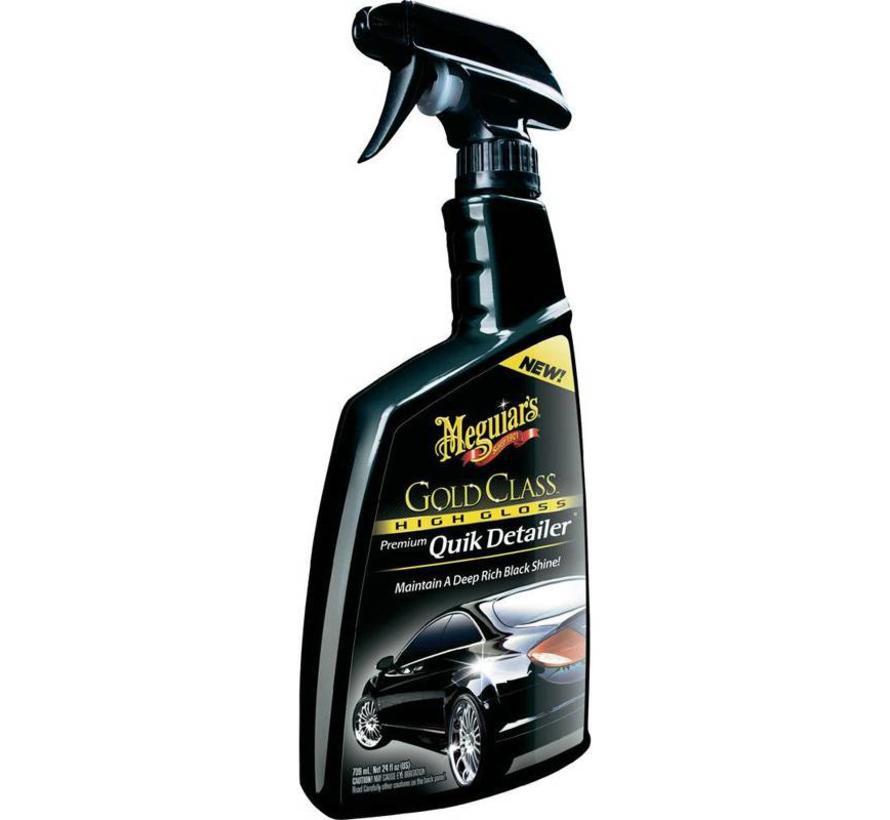 Meguiars Gold Class Premium Quik Detailer Spray 473ml