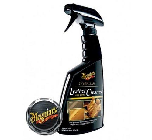 Meguiars Meguiars Gold Class Leather & Vinyl Cleaner Spray 473ml