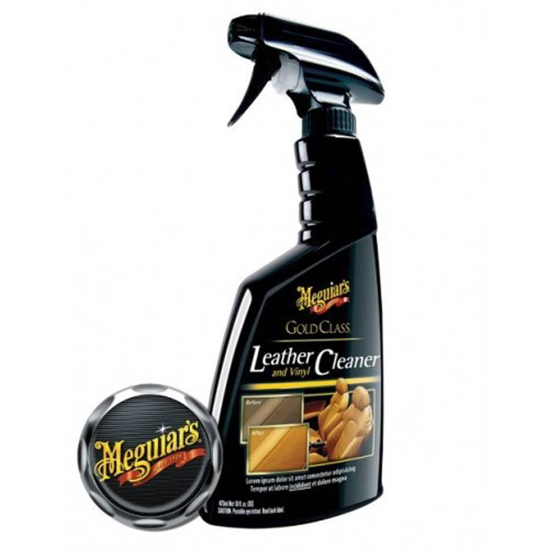Meguiars Meguiars Gold Class Leather & Vinyl Cleaner Spray 473ml
