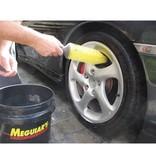 Meguiars Meguiars Ultra-Safe Wheel Spoke Brush 12.07x41.12x8.90cm