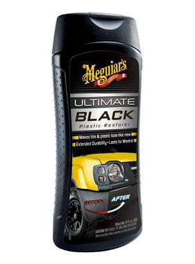 Meguiars Meguiars Ultimate Black Plastic Restorer 355ml