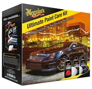 Meguiars Meguiars Ultimate Paint Care Kit