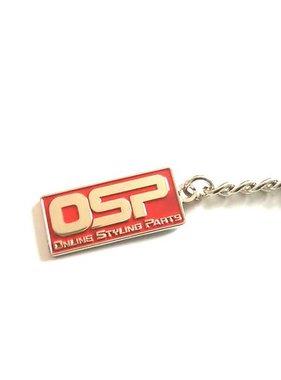 OSP Sleutelhanger OSP rood