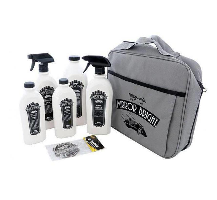 Meguiars Mirror Bright Gift Pack