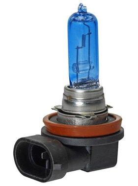 Autostyle SuperWhite Blauw H9 65W/12V/4800K Halogeen Lampen, set a 2 stuks (E4)