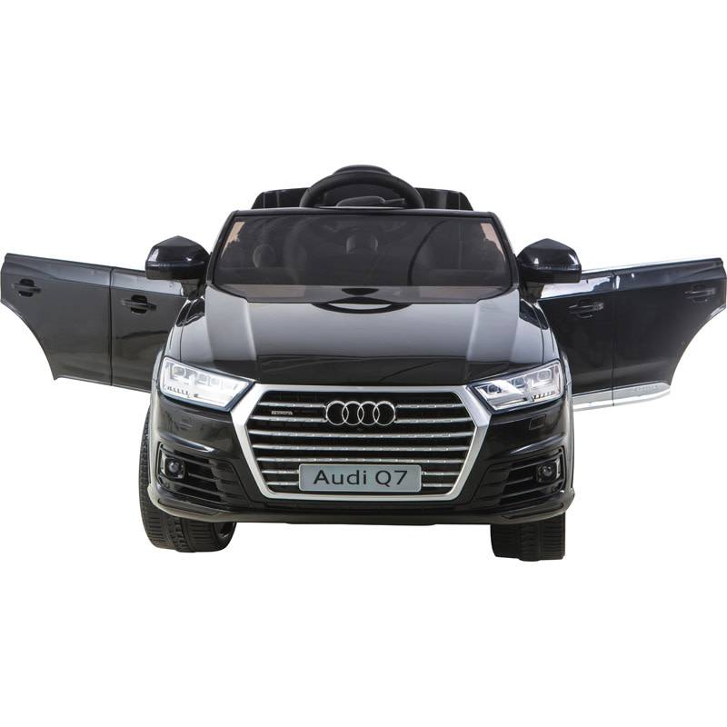 OSP Accu-Auto Audi Q7 Zwart - 12V - incl. MP3 en afstandsbediening - vanaf 3 jaar