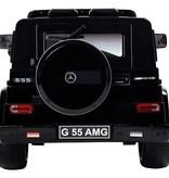 OSP Accu-Auto Mercedes G55 AMG Zwart - 12V - incl. MP3 en afstandsbediening - vanaf 3 jaar