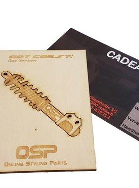 OSP Cadeaubon Schroefset 50 euro