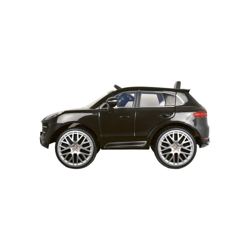 OSP Accu-Auto Porsche Macan Zwart - 12V - incl. MP3 en afstandsbediening - vanaf 3 jaar