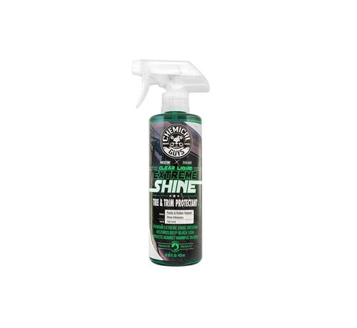 Chemical Guys Clear Liquid Extreme Shine Banden Dressing 473ML