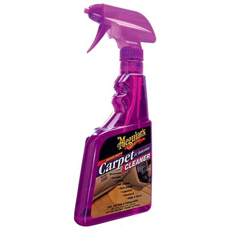 Meguiars Meguiars Carpet & Interior Cleaner Spray 437ml