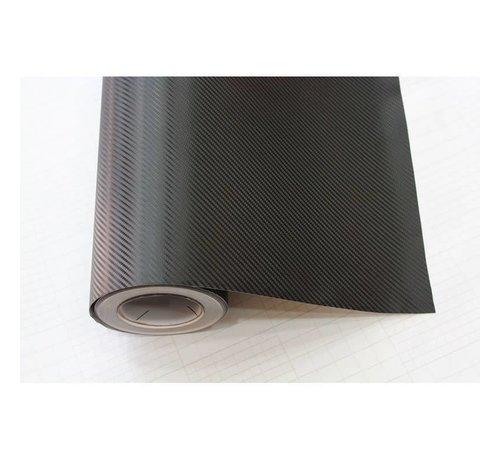 Autostyle 3D Carbonfolie 152x200cm Zwart, zelfklevend