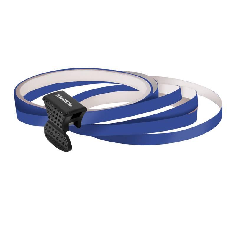 Foliatec Foliatec PIN-Striping voor velgen donkerblauw - Breedte = 6mm: 4x2,15 meter