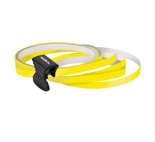 Foliatec Foliatec PIN-Striping voor velgen geel - Breedte = 6mm: 4x2,15 meter
