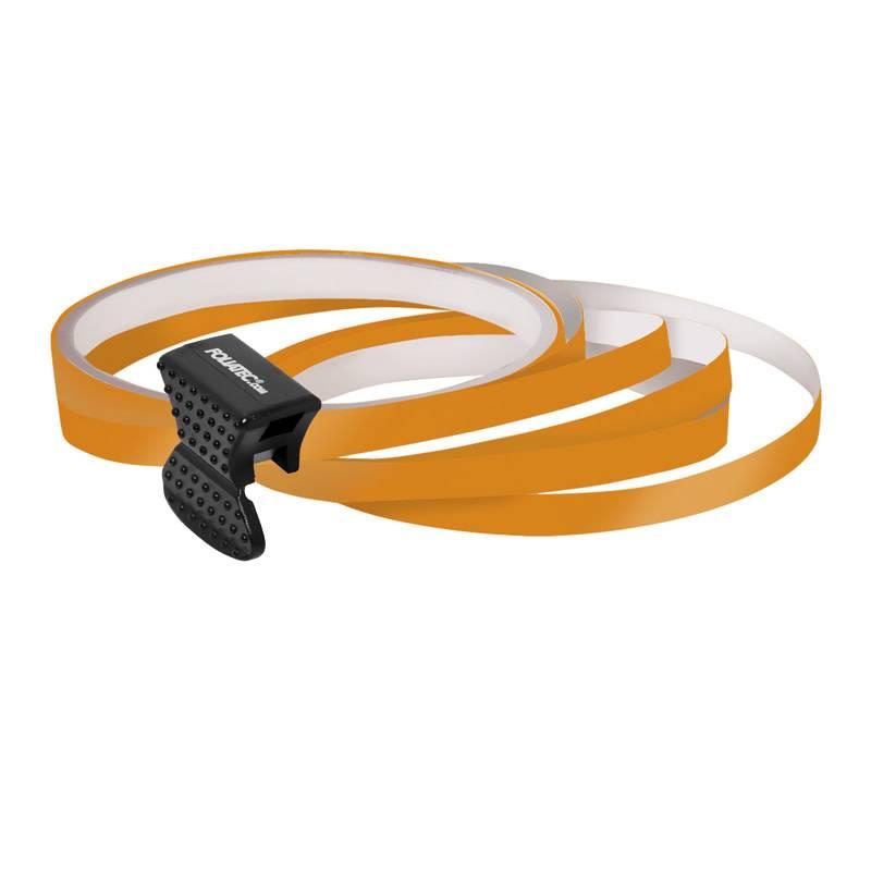 Foliatec Foliatec PIN-Striping voor velgen oranje - Breedte = 6mm: 4x2,15 meter