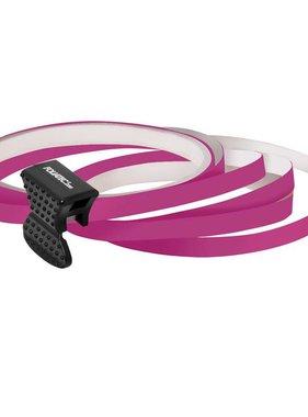 Foliatec Foliatec PIN-Striping voor velgen roze - Breedte = 6mm: 4x2,15 meter