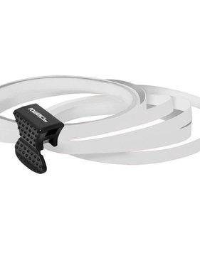 Foliatec Foliatec PIN-Striping voor velgen wit - Breedte = 6mm: 4x2,15 meter