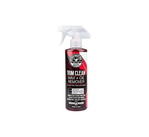 Chemical Guys Trim Clean Wax+ Oil remover