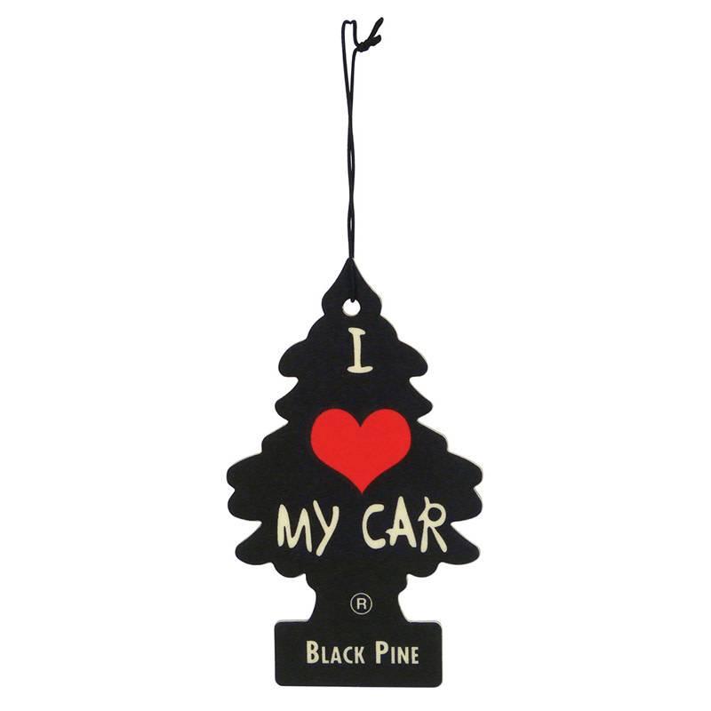 Autostyle Luchtverfrisser Wonderboom Black Pine