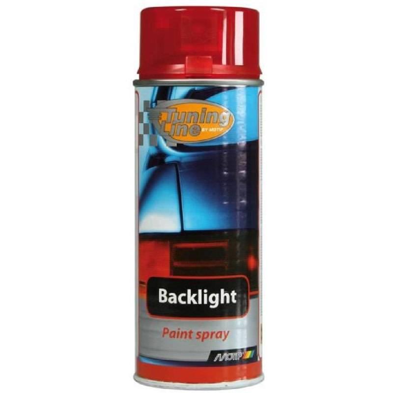 Autostyle Motip Tuning-Line Achterlichtenspray - rood - 400ml