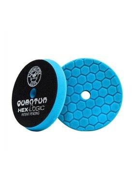 Chemical Guys HEX LOGIC QUANTUM 6,5 INCH BLUE SOFT POLISHING PAD