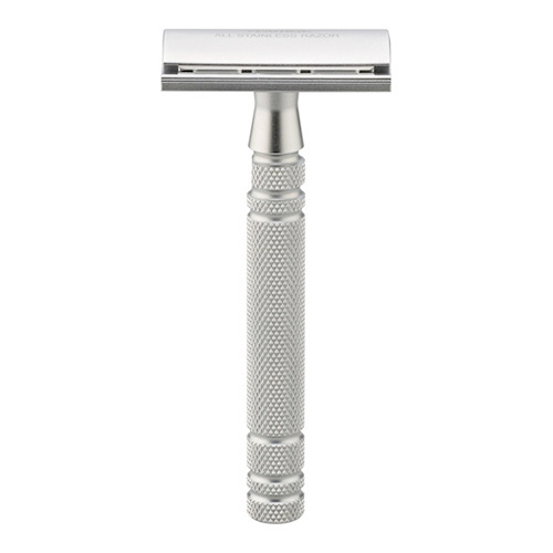 Safety razor Feather Stainless