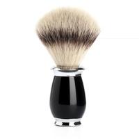 Scheerkwast Silvertip Fibre® - Zwart
