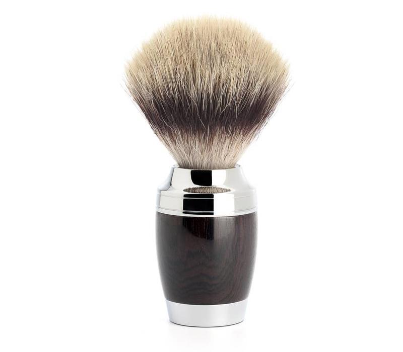 Scheerkwast Silvertip Fibre® - Blackwood