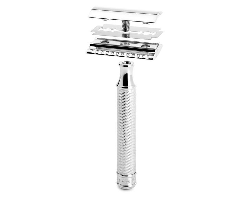Safety Razor - Chroom