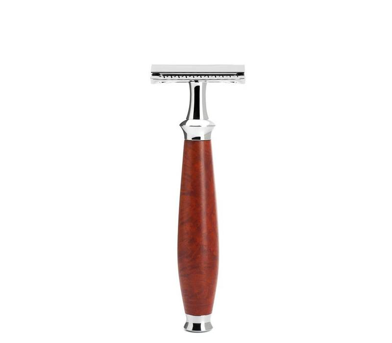 Safety Razor - Briar hout