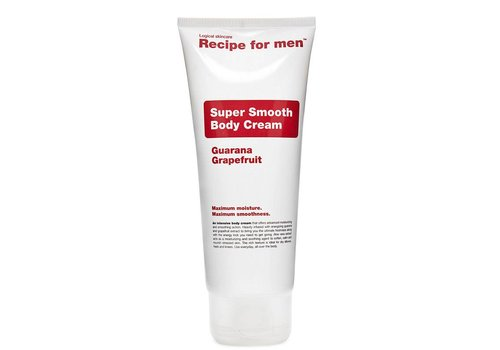 Recipe For Men Body Cream Super Smooth 200ml