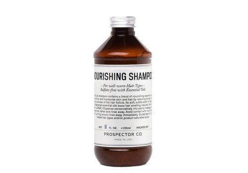 Prospector Co. Nourishing Shampoo 236ml