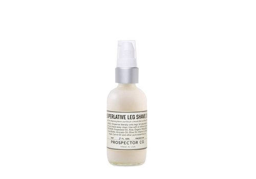 Prospector Co. Leg Shave Oil 60ml
