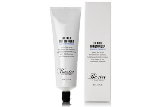 Baxter of California Oil Free Moisturizer 120ml