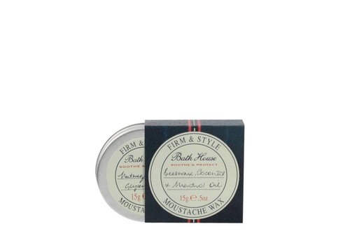 Bath House Menthol Snorwax 30ml