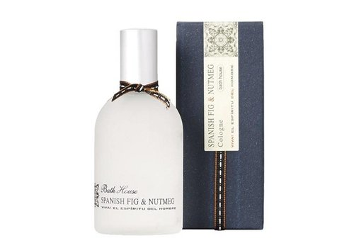 Bath House Cologne 100ml Spanish Fig & Nutmeg