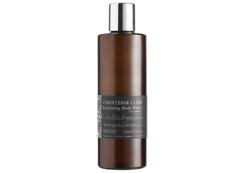 Bath House Body Wash 260ml Cuban Cedar & Lime