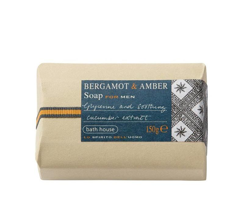 Badzeep 150g Bergamot & Amber