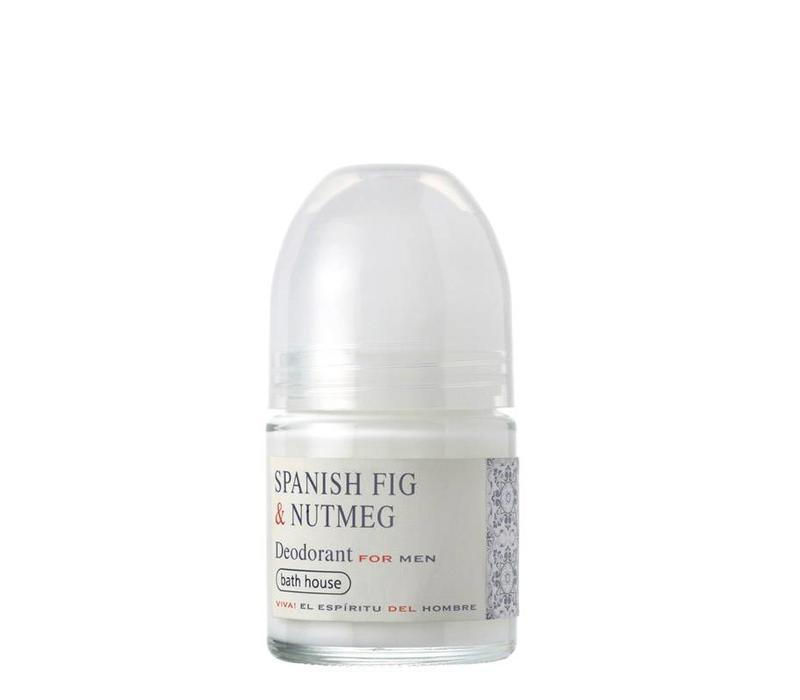 Deodorant 50ml Spanish Fig & Nutmeg
