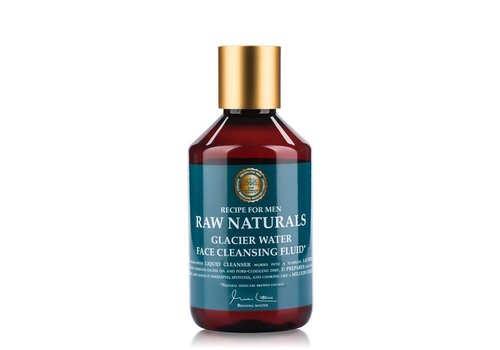 Raw Naturals Glacier water Face cleanser 250ml