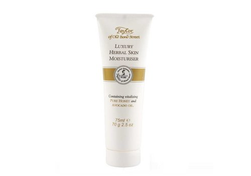 Taylor of Old Bond Street Herbal Skin Moisturiser 75ml