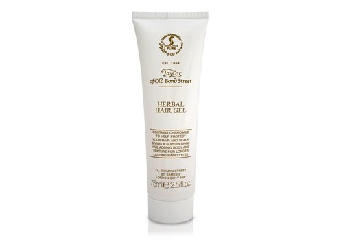 Taylor of Old Bond Street Herbal Haargel 75g