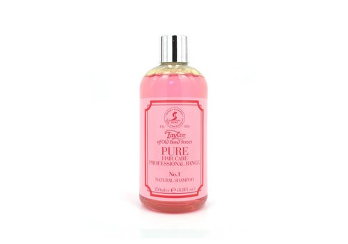 Taylor of Old Bond Street No.1 Natural Shampoo voor droog haar 250ml